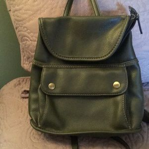 Nine West small back pack purse